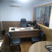 Contêiner escritório