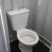 Contêiner banheiro